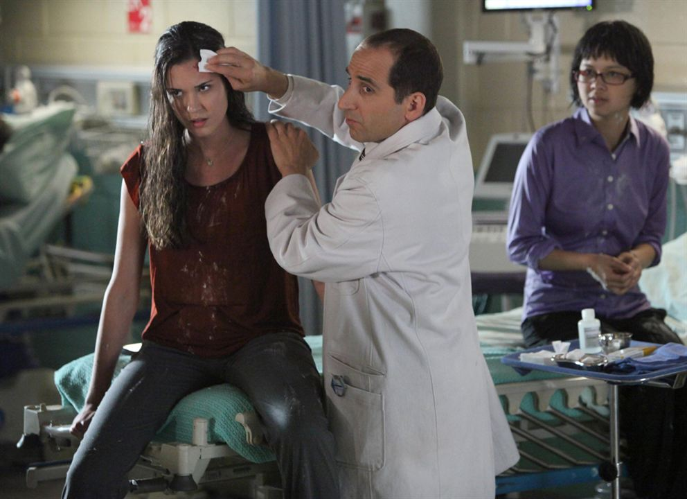 Photo Charlyne Yi, Odette Annable, Peter Jacobson