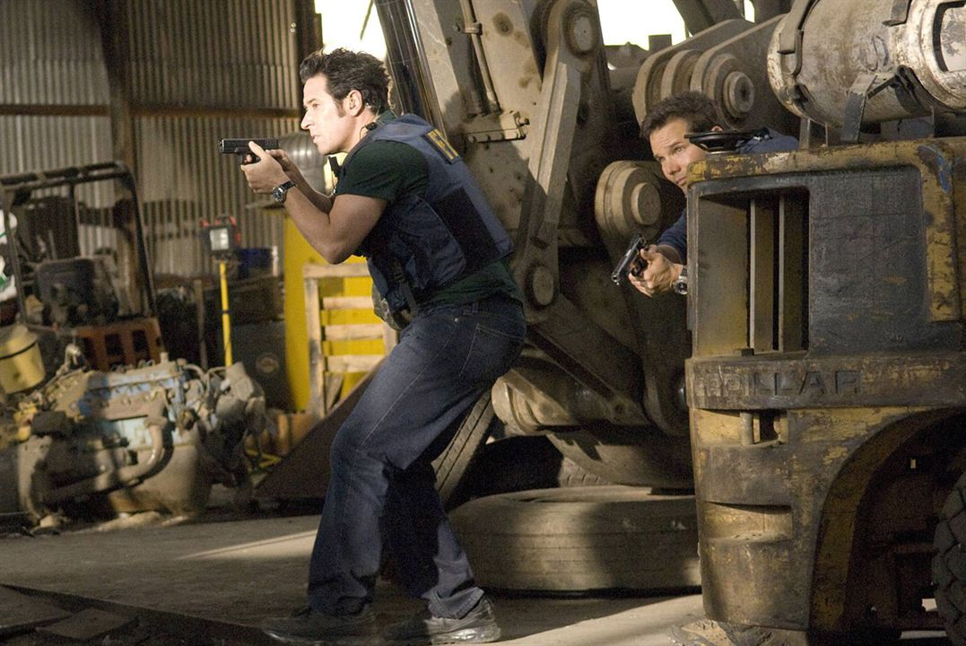 Numb3rs : Photo Dylan Bruno, Rob Morrow