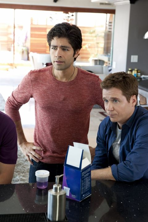 Photo Adrian Grenier, Kevin Connolly