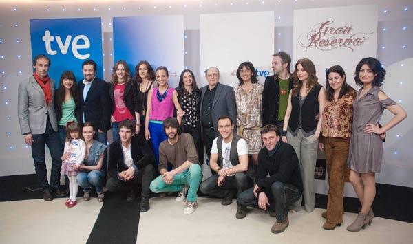 Photo Aitor Luna, Ana Risueño, Ángela Molina, Armando Del Rio, Belén Fabra