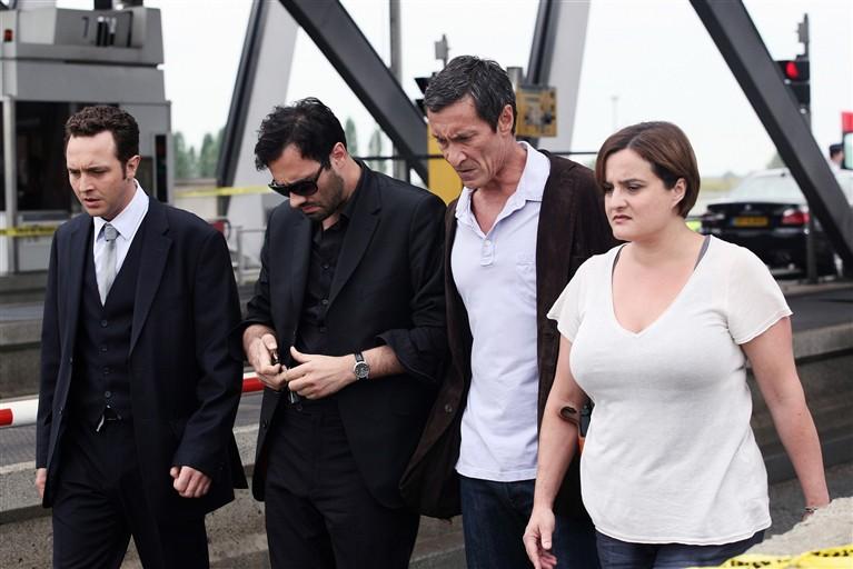 Photo Benjamin Boyer, François Levantal, Tatiana Gousseff, Xavier Gallais