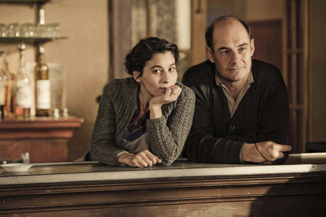 Bernard Campan et Cécile Rebboah