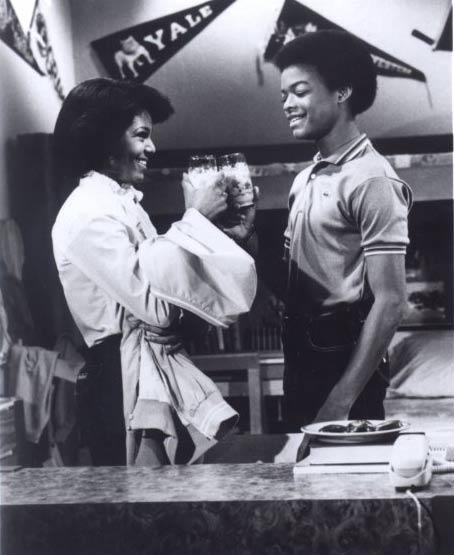 Arnold et Willy : Photo Janet Jackson, Todd Bridges