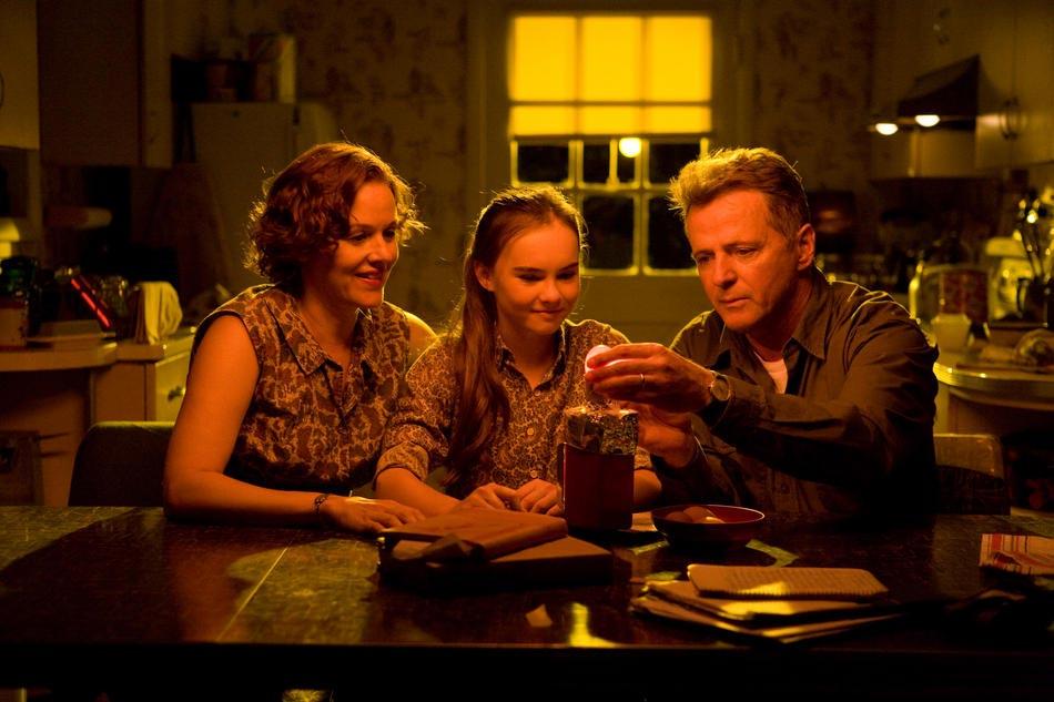 Un Coeur à l'envers : Photo Aidan Quinn, Madeline Carroll, Penelope Ann Miller