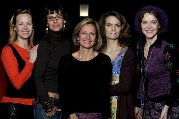 Le plus beau métier du monde : Photo Agnès Soral, Daniel Lainé, Gabrielle Lazure, Mathilda May, Valérie Stroh