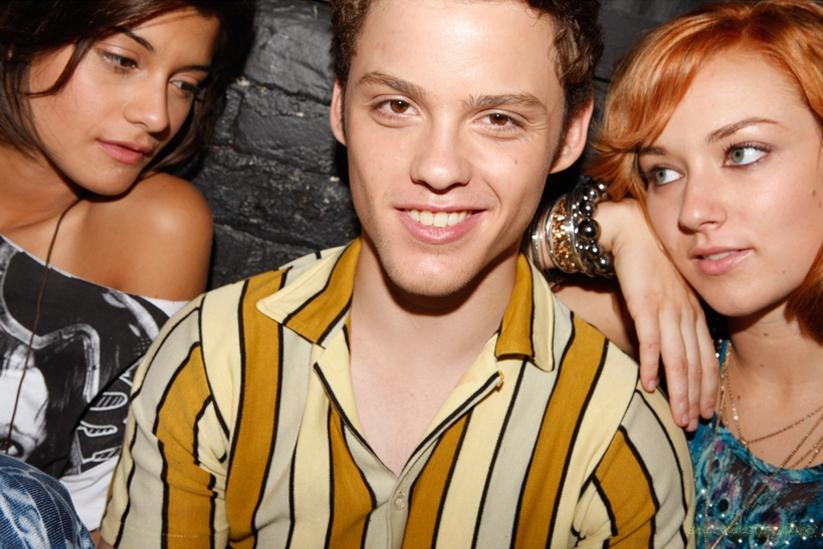 Skins (US) : Photo James Newman (II), Rachel Thevenard, Sofia Black D'Elia