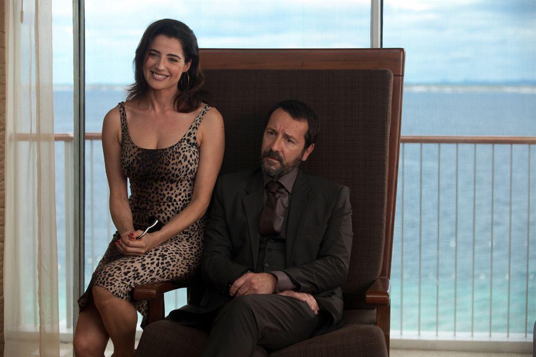 Le Marquis : Photo Dominique Farrugia, Jean-Hugues Anglade, Luisa Ranieri