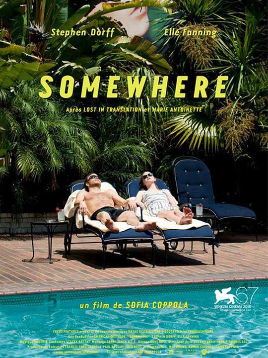 Somewhere : affiche