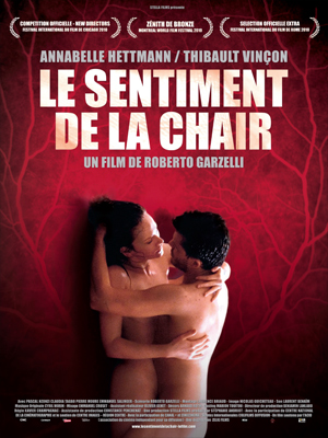 Le Sentiment de la chair : Affiche