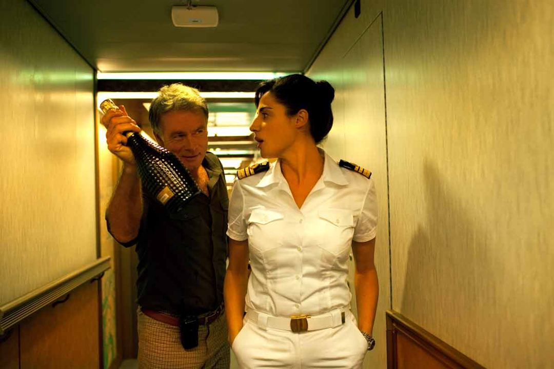 Bienvenue à bord : Photo Franck Dubosc, Luisa Ranieri