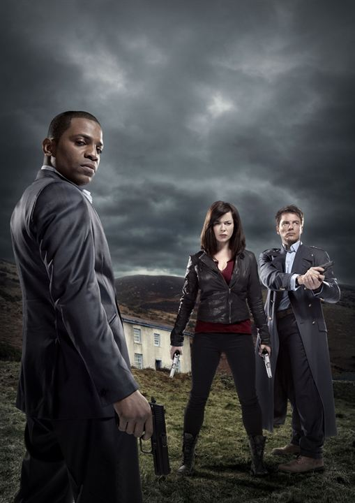 Photo Eve Myles, John Barrowman, Mekhi Phifer