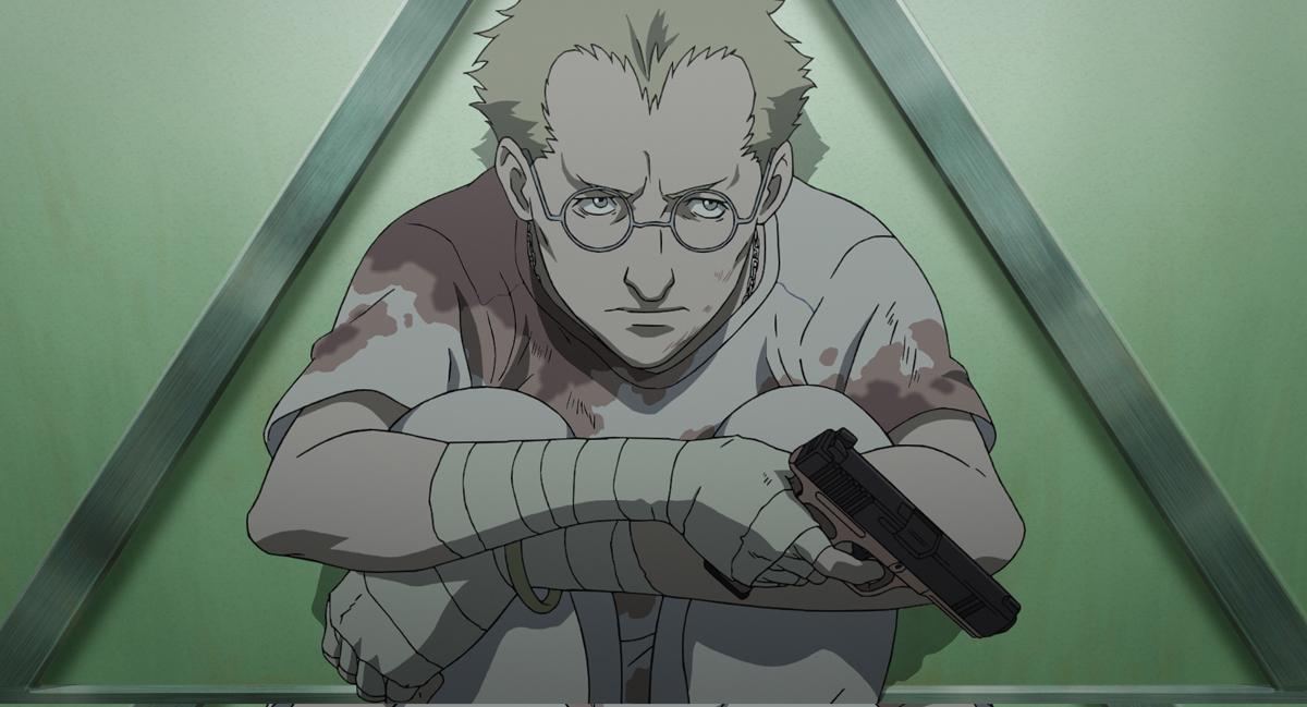 Le Roi des Ronces: Kazuyoshi Katayama