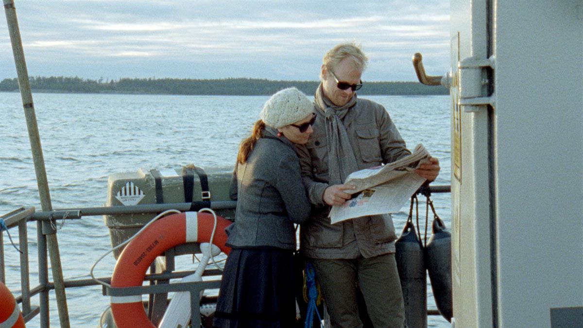 Stephanie Leon et Carsten Bjørnlund