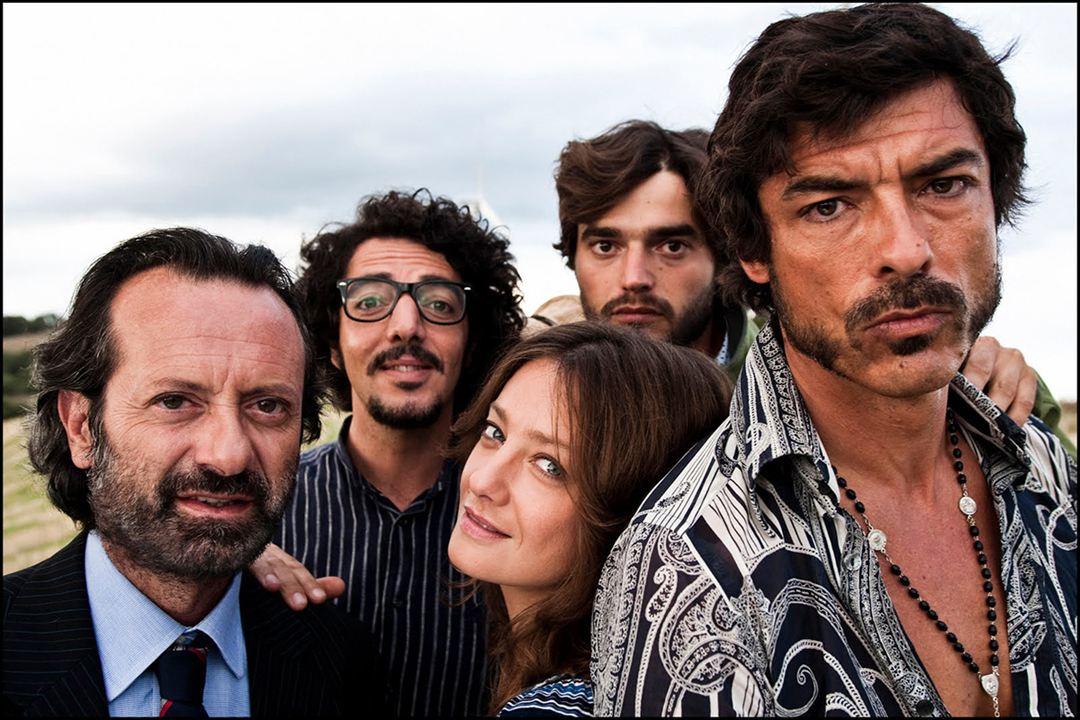 Basilicata Coast To Coast : Photo Alessandro Gassman, Giovanna Mezzogiorno, Max Gazzè, Paolo Briguglia, Rocco Papaleo