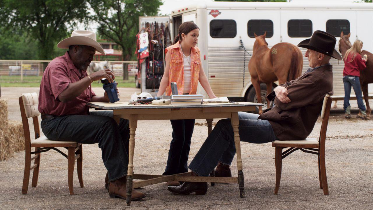 Rodeo Princess : Photo Bailee Madison, James Cromwell