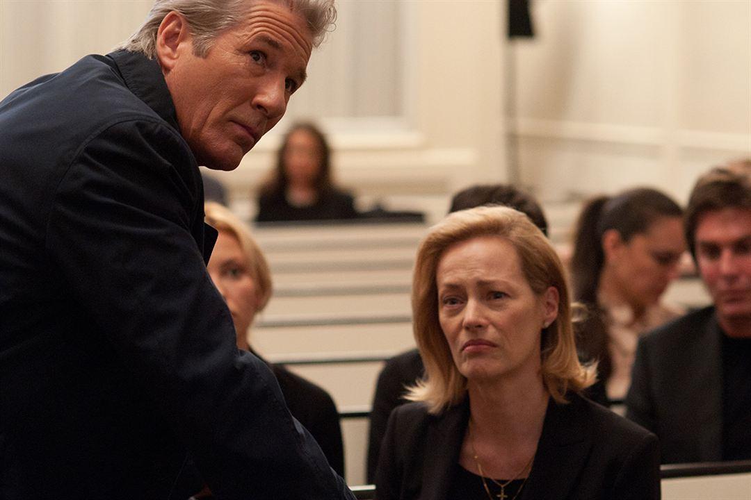 Richard Gere & Gabrielle Lazure