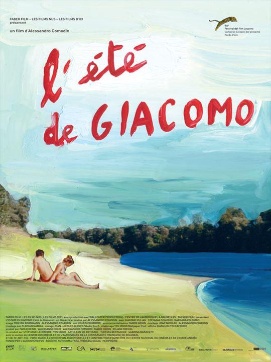 L'été de Giacomo : Affiche