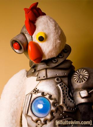 Robot Chicken : Affiche