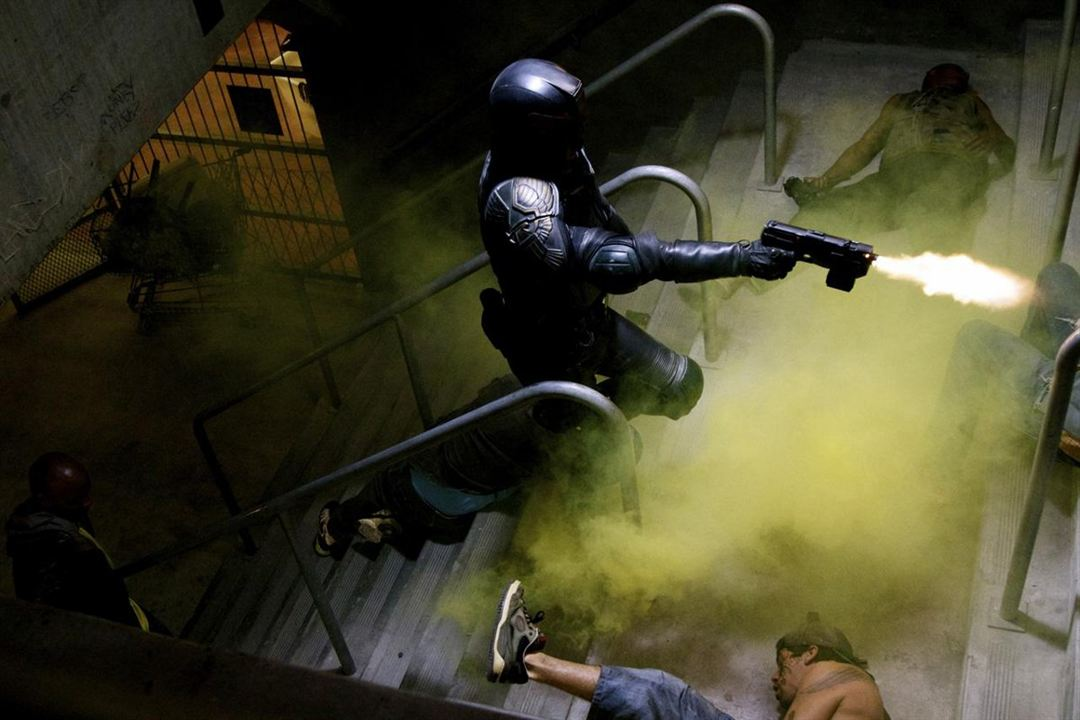 Dredd: Karl Urban