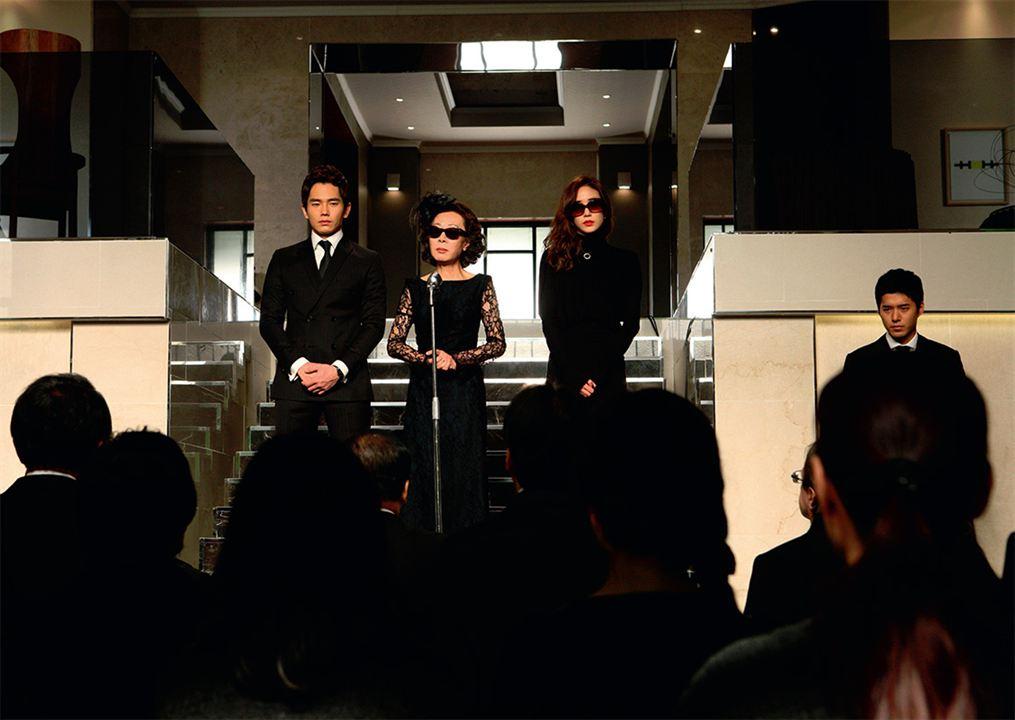 On Ju-wan, Yun Yeo-Jung & Hyo-jin Kim