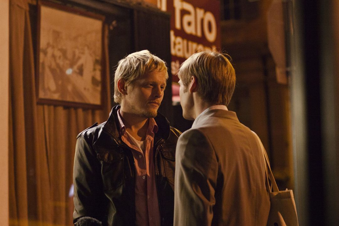 Keep the Lights On: Thure Lindhardt, Zachary Booth