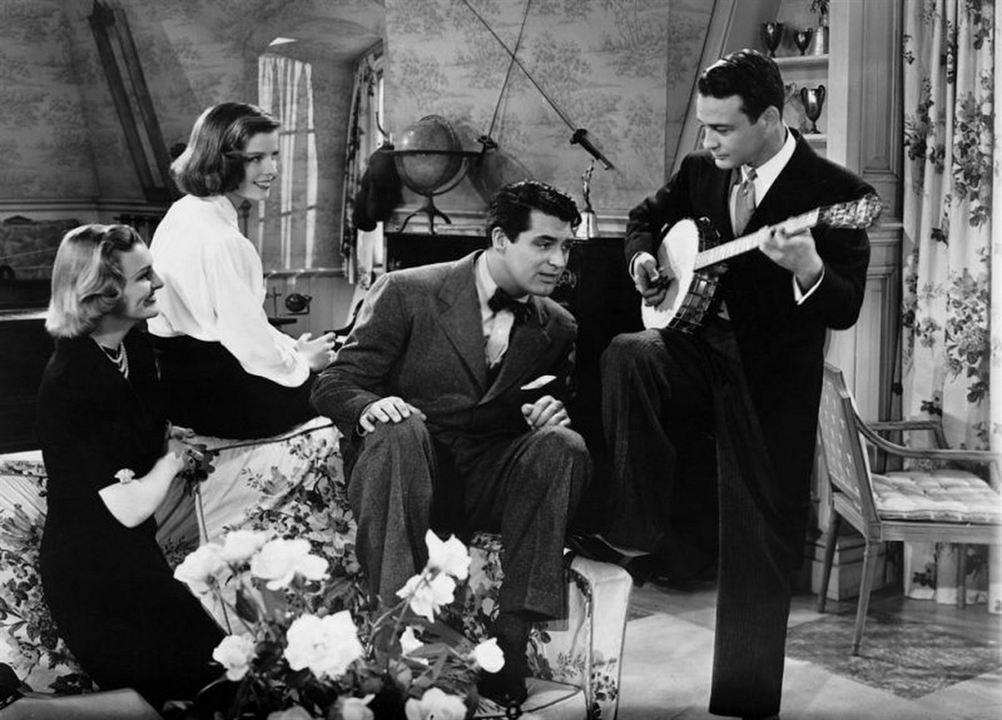 Vacances : Photo Cary Grant, Doris Nolan, Katharine Hepburn, Lew Ayres