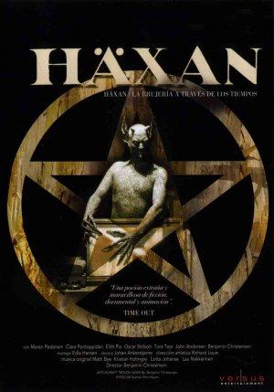 Häxan, la sorcellerie à travers les âges