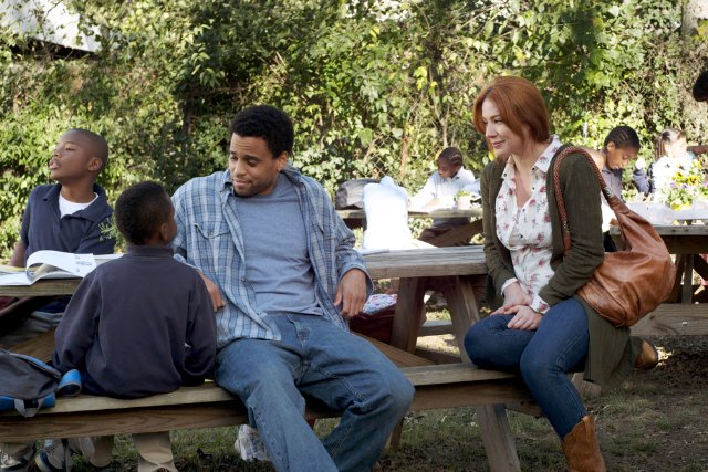 Unconditional: Lynn Collins, Michael Ealy
