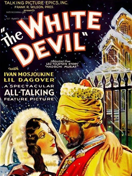 Le Diable Blanc : Affiche