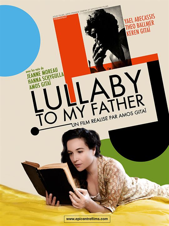 Lullaby to My Father : affiche