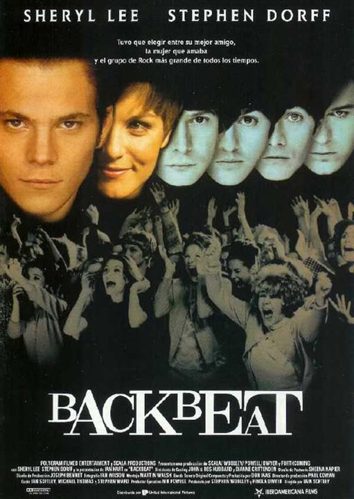Backbeat : Affiche