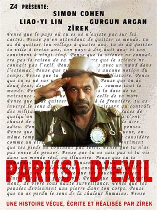 Pari(s) d'exil