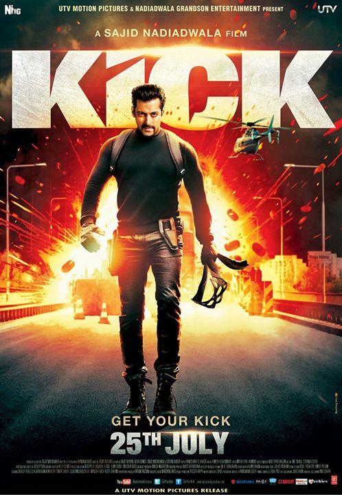 KICK: Plus gros succès du cinéma indien en 2014