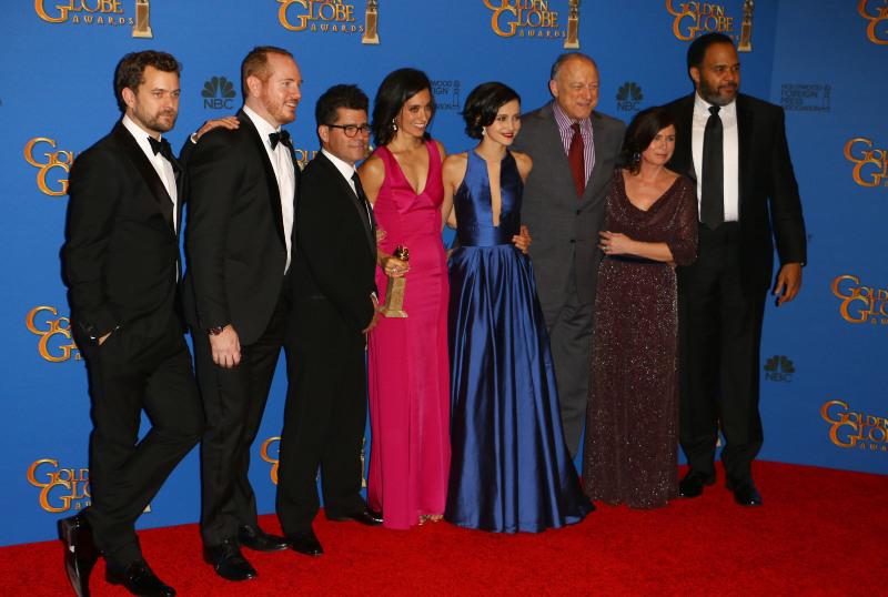 Golden Globes 2015 : le palmarès séries en images
