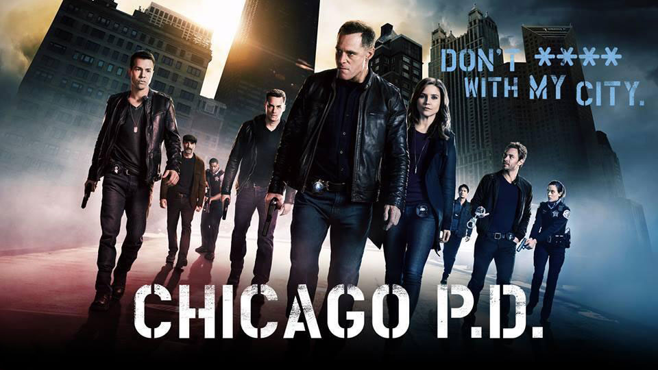 """""""Chicago Police Department"""" (2014 - )"""