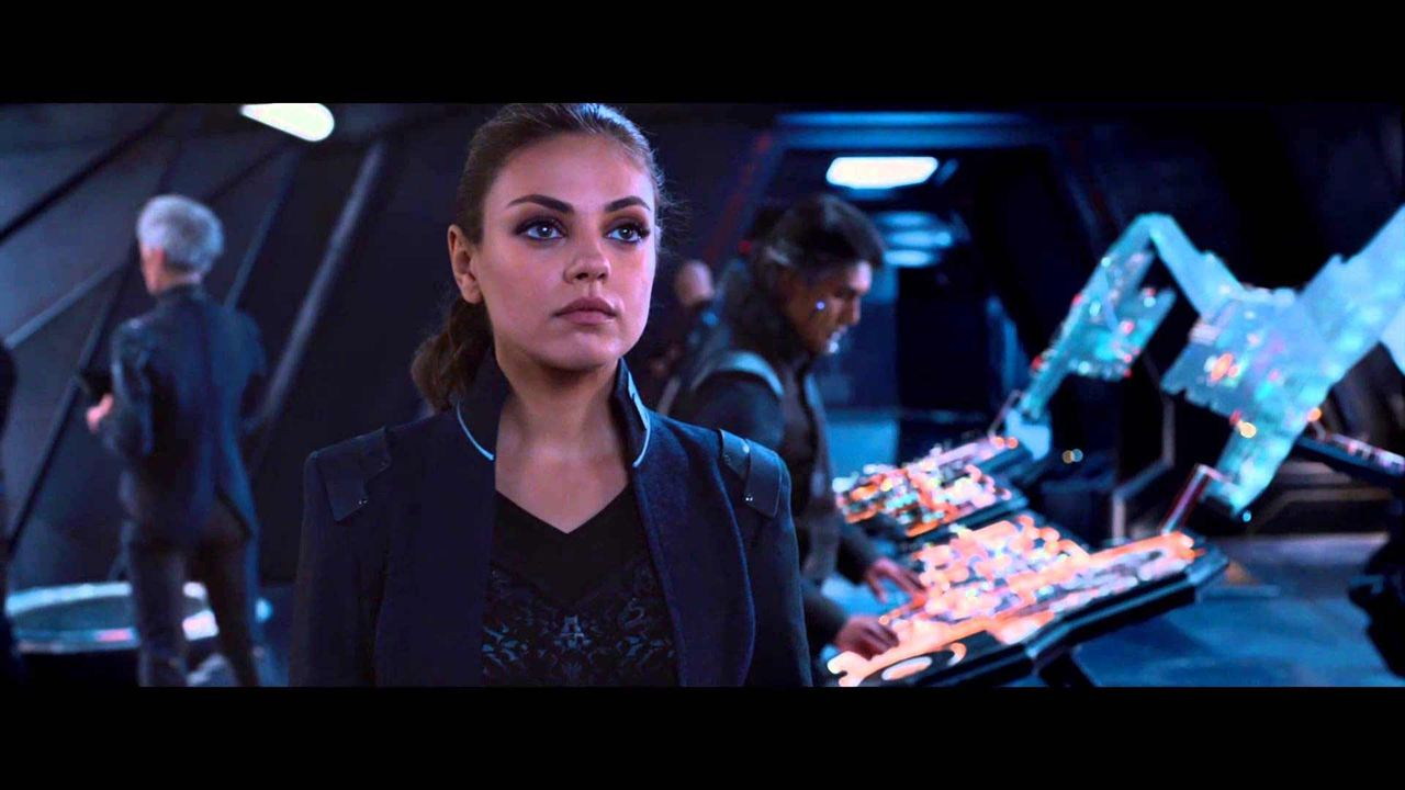 Mila Kunis alias Jupiter Jones