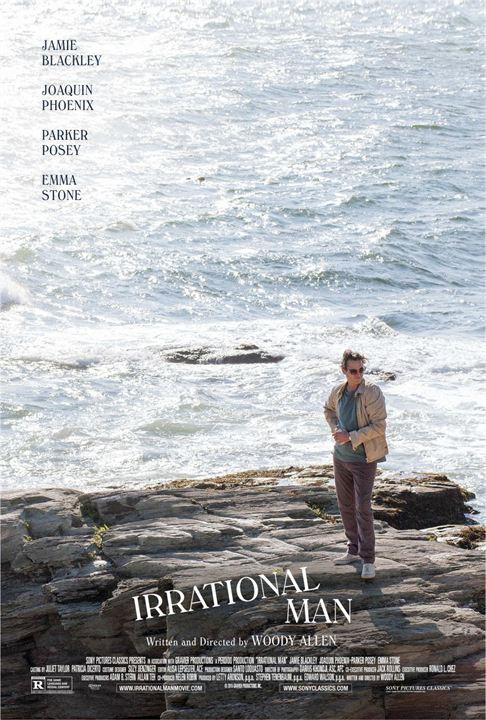 L'Homme irrationnel - Sortie le 14 octobre 2015