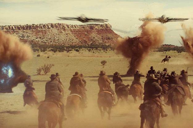 La méthode far west (Cowboys & envahisseurs)