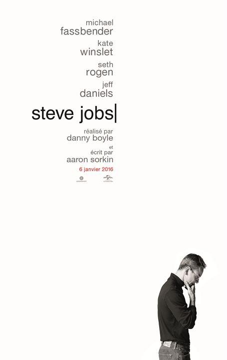Steve Jobs - Sortie le 6 janvier 2016