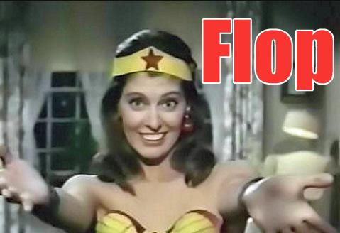 La première Wonder Woman : Jamais diffusée (1967) !