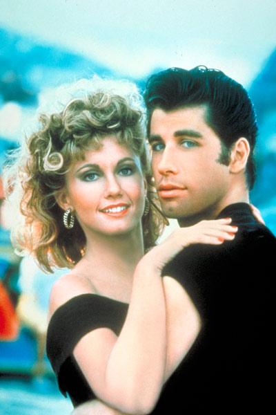 Le casting d'origine : Olivia Newton-John et John Travolta