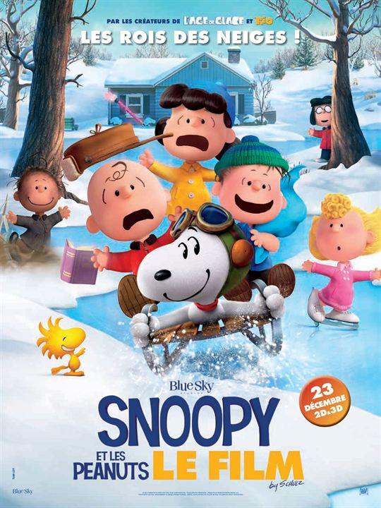 Snoopy et les Peanuts - Le Film - Sortie le 23 décembre 2015