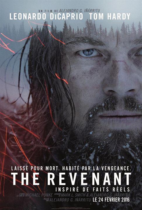 The Revenant d'Alejandro González Iñárritu - 12 nominations