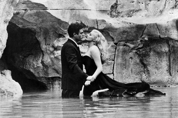 La dolce vita de Federico Fellini (1960)
