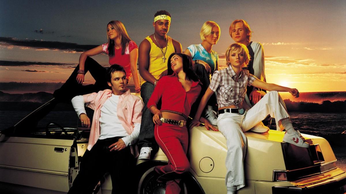 S Club 7 (1999-2002)