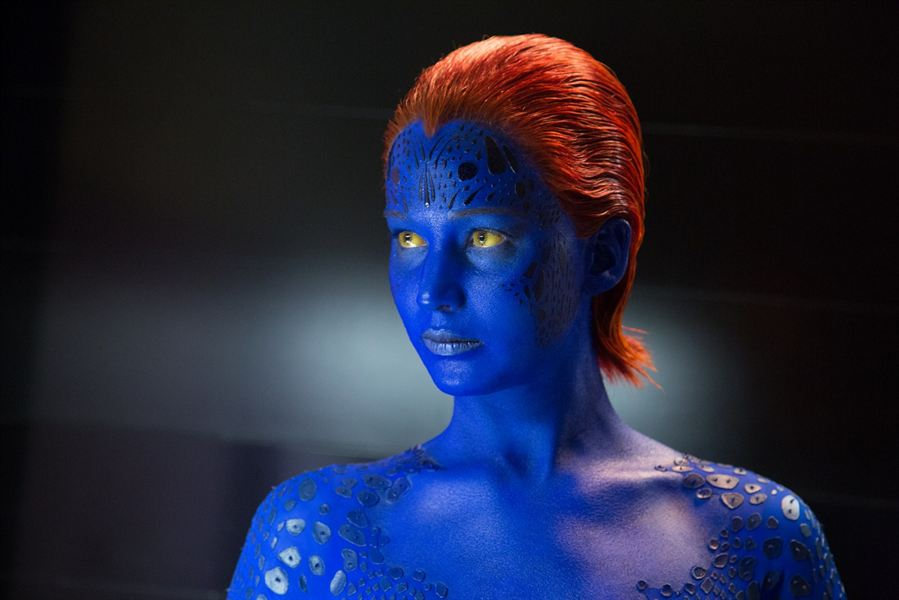 Bleu mutant