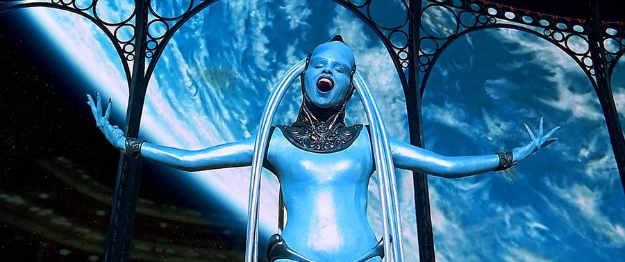 Bleu lyrique