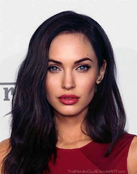Megan Fox + Angelina Jolie