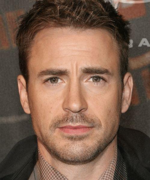 Robert Downey Jr+ Chris Evans