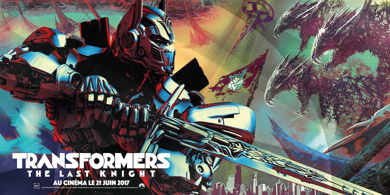 Transformers: The Last Knight - Sortie le 21 juin 2017
